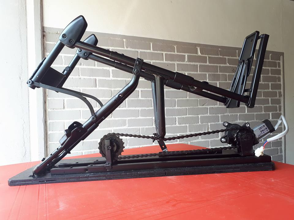 Leg CPM Machine