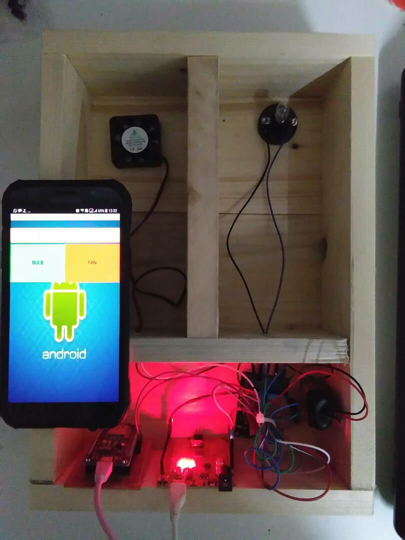 Projek Elektronik Iot – Wifi Smart Home Switch