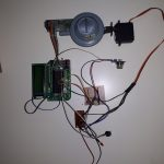 Projek Elektronik-Gas Alarm With Cut Off System (PIC)