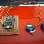 Projek Elektronik IOT – Key Box Access System