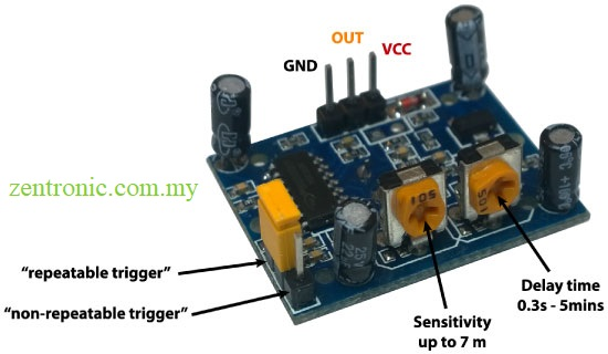 Arduino Tutorial 3: PIR Sensor with Digital Output and Serial Monitor