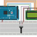 Arduino Tutorial 5: Arduino LCD Tutorial