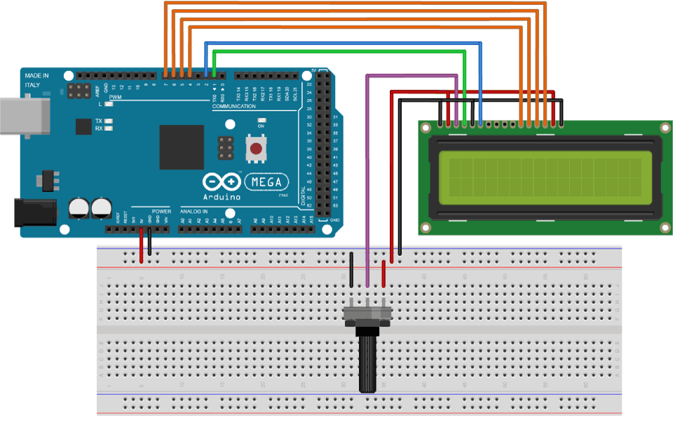 Arduino Tutorial 5  Arduino Lcd Tutorial