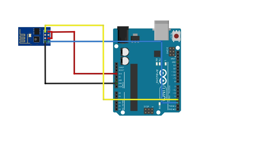 Connect ESP8266 To Wifi Using Arduino