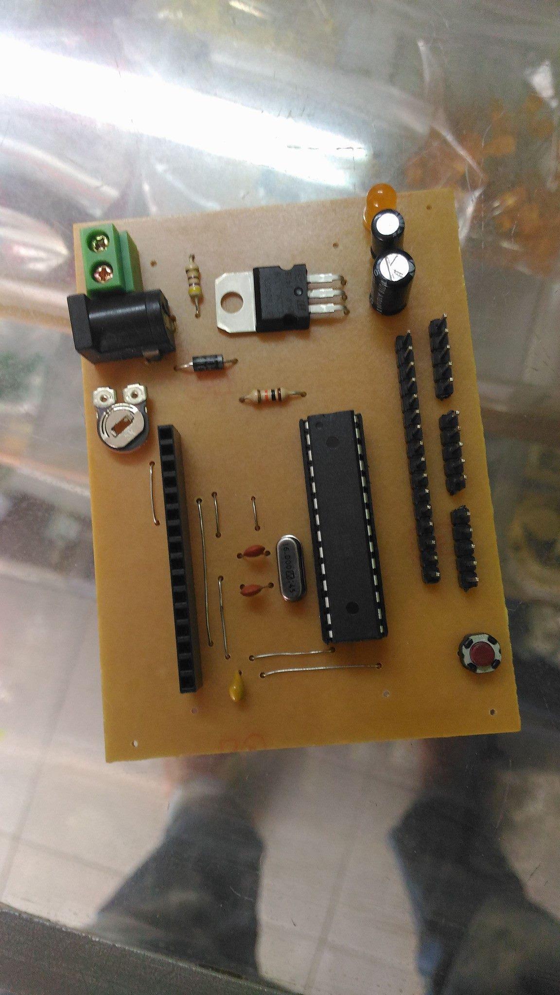 Arduino UNO PCB