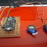 Projek Elektronik IOT – Key Box Access System