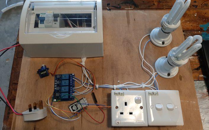 IOT Smart Home Controller