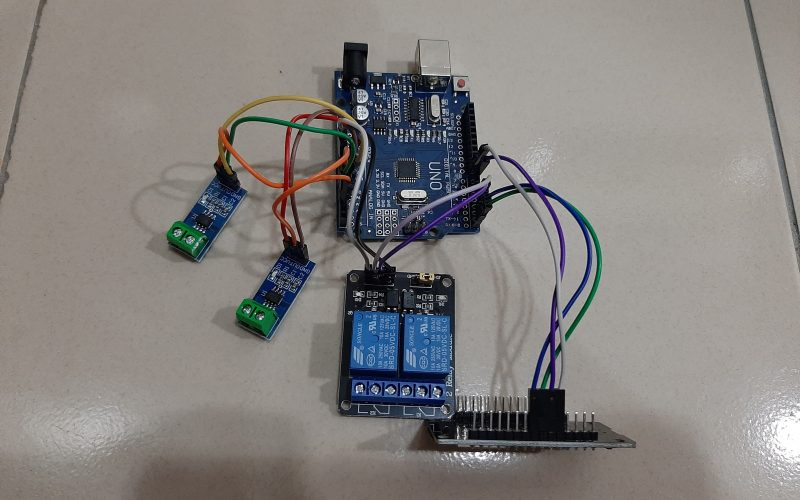 Smart Home Energy Monitoring System