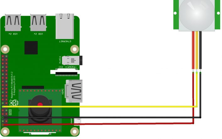Raspberry Pi – Baby Monitoring System