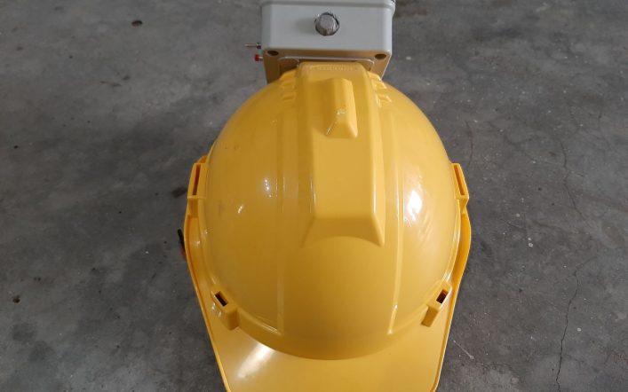 IOT Gas Alert Helmet