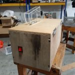 Portable Mini Saw Table